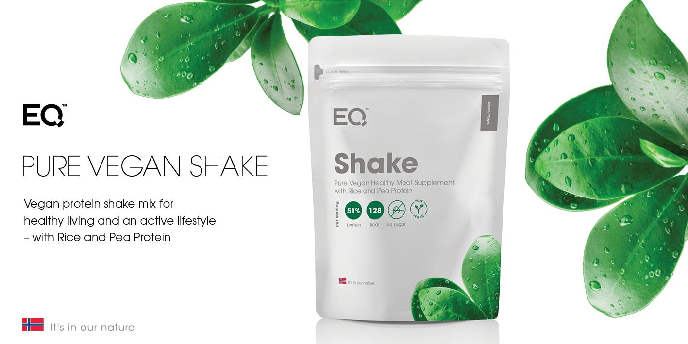 EQ Pure Vegan Shake