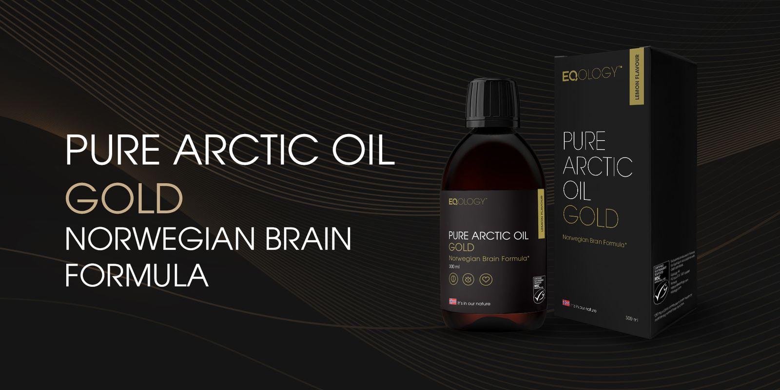 Pure Arctic Oil Gold