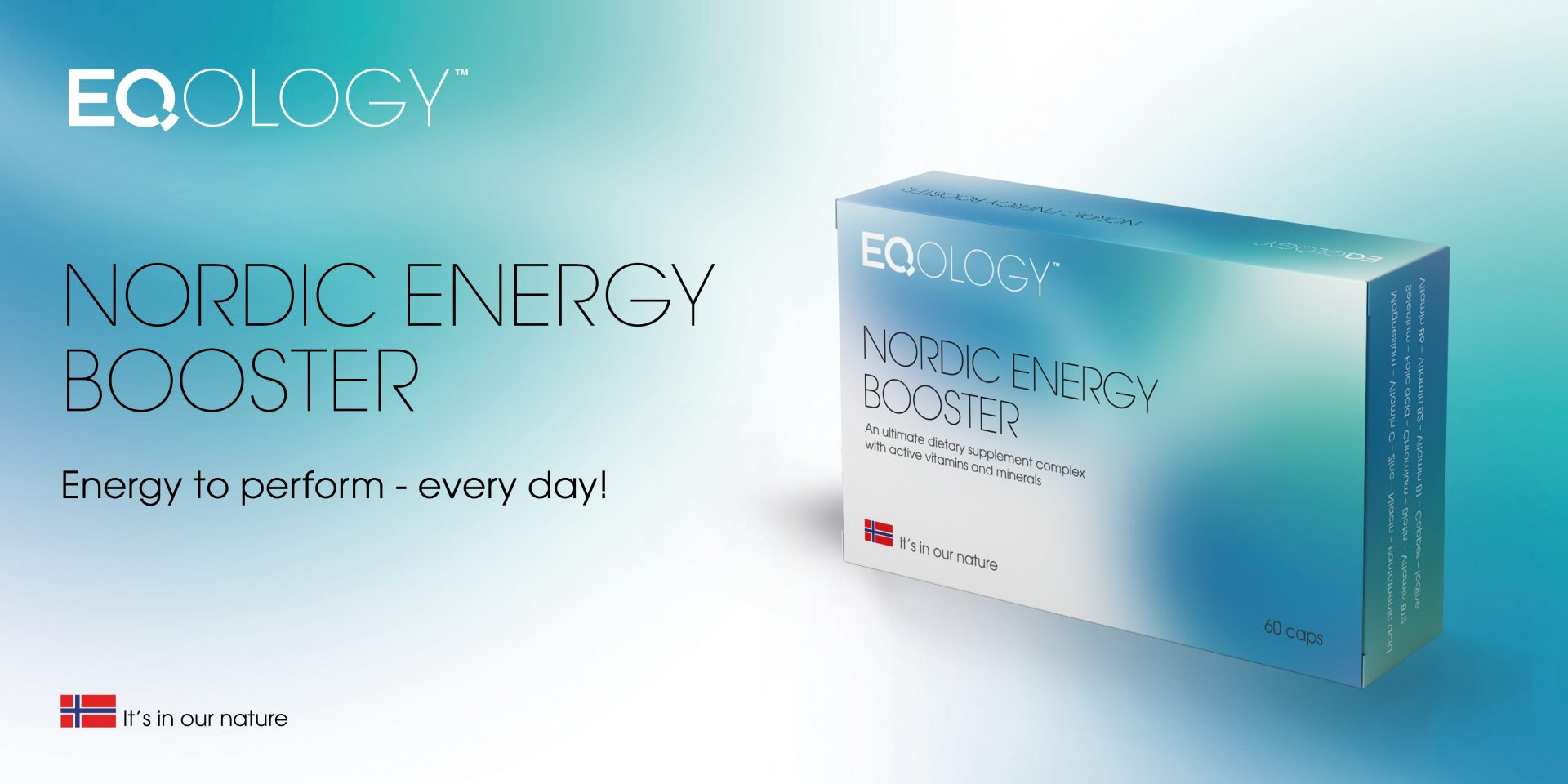 Nordic Energy Booster