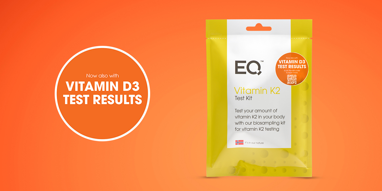 K2+D3 Vitamin Test